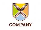 Wappen Ähren Logo