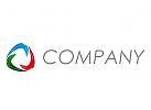 Drei Farben, Digital Logo