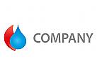 Feuer und Wasser Logo