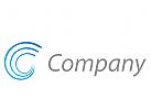 Drei Spiralen, Wellen Logo