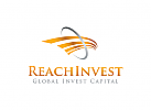 Investition Logo, Versicherung, Engel, Himmel, Immobilien
