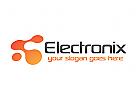 Elektrisch Logo, Energie, Strom, Installation, Kabel