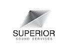 Ton Logo, Musik, Vibration, Echo, Medien
