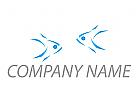 Zwei Fische Logo