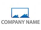 D�cher, H�user Logo