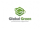 Global Green, Buchstabe B Logo