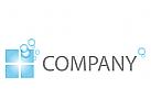 Reinigung, Fenster, Putzfirma Logo