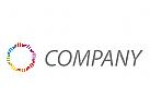 Viele Farben Logo