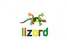 Eidechse Logo