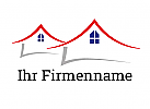 Haus, Häuser, Dach, Dächer, Dachdecker, Ingenieur, Bauwerk, Gebäude