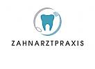 Logo, Zahnarzt, Zahnb�rste, Zahnspiegel