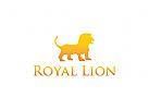 L�we Logo, K�nig Logo, Gold Logo