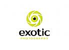 Auge Logo, Technologie, Objektiv, Kamera, Zoom, Fotografie, Optiker Logo