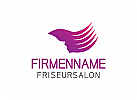 Frisör Logo