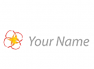 Logo Blume, Pflanze
