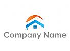 Haus und Sonne Logo