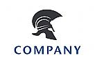Korinthischer Helm Logo