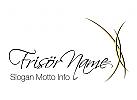 logo 214, geschnittenes Haar, Frisör, Coiffeur