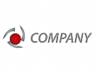Zeichen, Zeichnung, Vision, Kugel, Technologie, Wellen, Logo