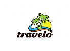 Tourismus Logo, Urlaub Logo, Reisen Logo