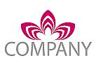 Natur, Blume, Pflanze Logo