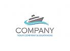 Yacht Logo, Boot Logo, Schiff Logo, Segeln Logo