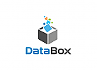 Daten Box Logo, Technologie, Lösung, Programmierung, Software, Marketing, Multimedia