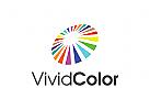 Maler Logo, Farbe Logo, Malerei Logo