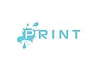 Druckerei Logo