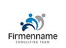Logo Dreiergruppe