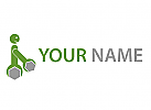 Schraubenschlüssel, Schlosser Logo