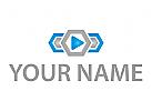 Zeichen, Skizze, Multimedia, Film, TV, Video, Logo