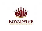 Wein Logo, Weingut Logo