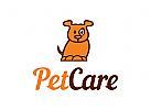 Haustier Logo, Hund Logo