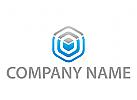 Zeichen, Zeichnung, Symbol, Sechseck, Cube, Würfel, Logo