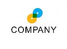 Logo, Verbindung, Unendlich, zahl, 8, abstrakt