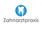 Logo, Zahnarztpraxis, Zahn