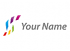 §, Zeichen, Symbol, Skizze, Rechtecke, farbig, Papier, Steuer, Logo