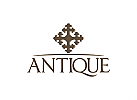 Antiquitätengeschäft Logo, Boutique Logo, Schmuck Logo