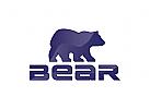 Bären Logo, Eisbär Logo