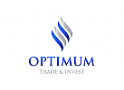 Investitionen Logo, Finanzen Logo, Gründen Logo, Handel Logo