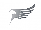 Logo, Adler, Falke, Flügel