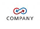Logo, Kommunikation, Handel, Transport, Logistik