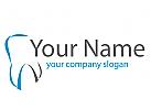 Zahn, Zahnärzte Logo