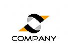 Logo zwei Formen