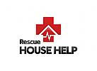 Ö Rescue House Help Logo