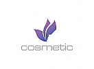 Kosmetik Logo, Wellness Logo, Spa, Massage, Salon