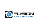 Auge Logo,  Augenarzt Logo, Vision, Optiker Logo