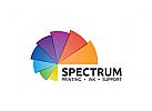 Ö Spekrtum Printing Logo