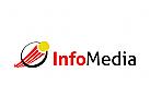 Medien Logo, Information Logo, Sport Logo, Deutsch Logo